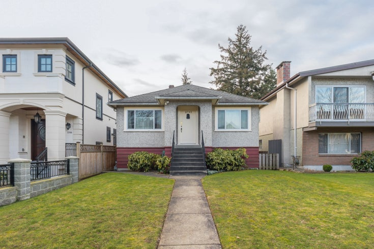 2760 W42nd Avenue - Kerrisdale House/Single Family for sale, 3 Bedrooms (R2538951)