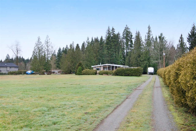12753 256 STREET - Websters Corners House with Acreage for sale, 3 Bedrooms (R2074665)