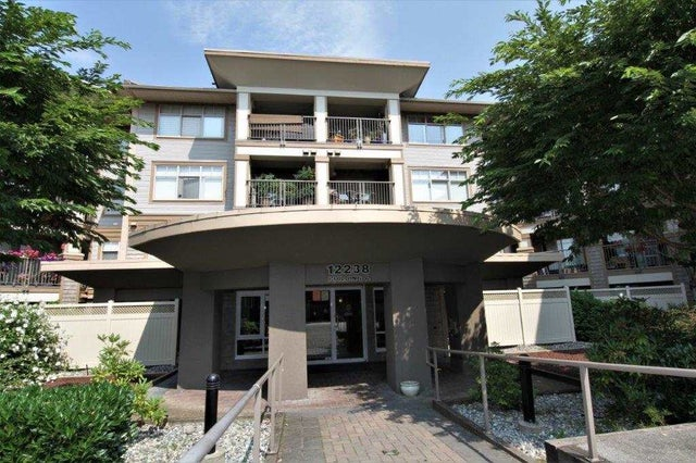 127 12238 224 STREET - East Central Apartment/Condo for sale, 1 Bedroom (R2197012)