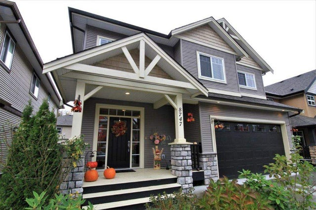 8747 HUTTON PLACE - Mission BC House/Single Family for sale, 5 Bedrooms (R2219364)