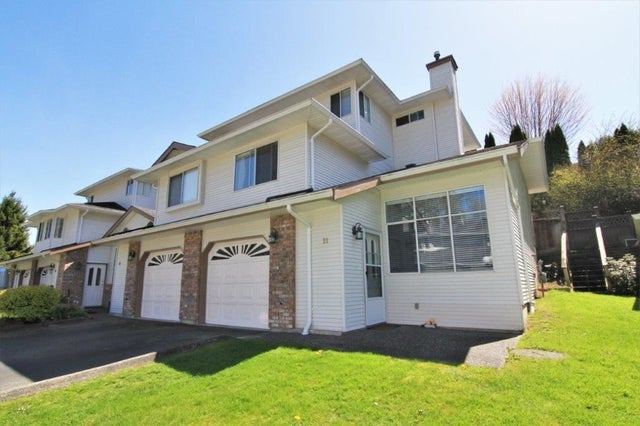 21 22900 126 AVENUE - East Central Townhouse for sale, 3 Bedrooms (R2286033)