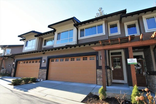 38 23986 104 AVENUE - Albion Townhouse for sale, 3 Bedrooms (R2327483)