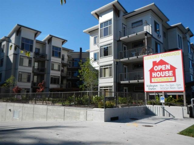 402 11887 Burnett Street - East Central Apartment/Condo for sale, 1 Bedroom (R2004679)