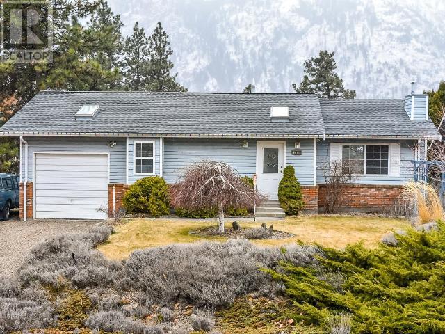 1340 PEACHCLIFF DRIVE - Okanagan Falls House for sale, 3 Bedrooms (183109)