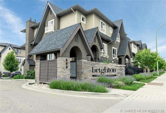 #2 680 Old Meadows Road, - Kelowna Row / Townhouse for sale, 2 Bedrooms (10221118)