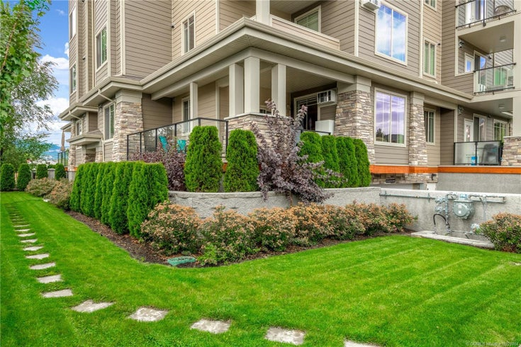 #103 3731 Casorso Road, - Kelowna Apartment for sale, 2 Bedrooms (10223784)
