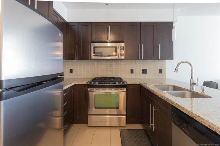 #705 1075 Sunset Drive, - Kelowna Apartment for sale, 1 Bedroom (10226636)