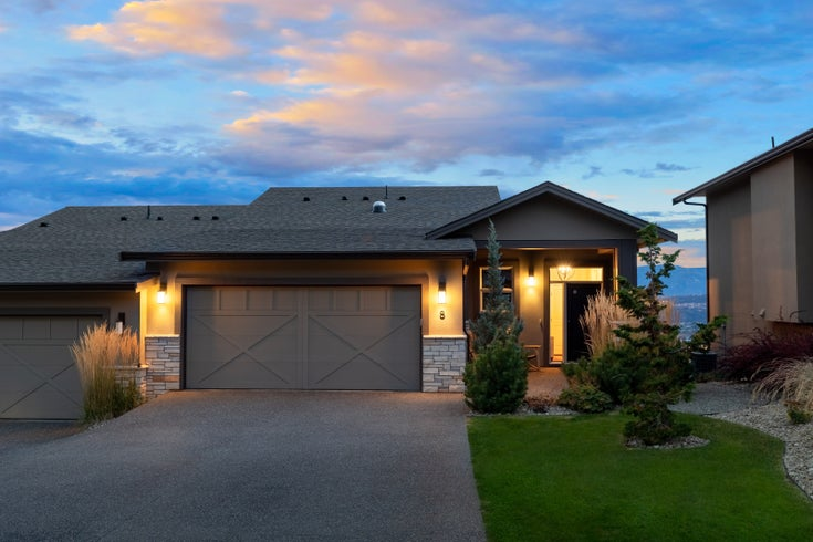 #8 1836 Tower Ranch Blvd - Kalowna TWNHS for sale, 3 Bedrooms (10217788)