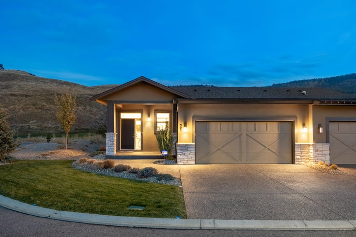 #25 1836 Tower Ranch Blvd - Kelowna TWNHS for sale, 3 Bedrooms (10230569)