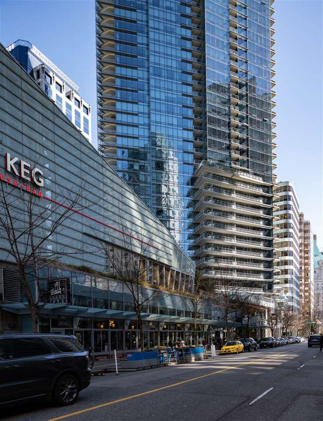 3607 1111 ALBERNI STREET - West End VW Apartment/Condo for sale, 2 Bedrooms (R2435396)