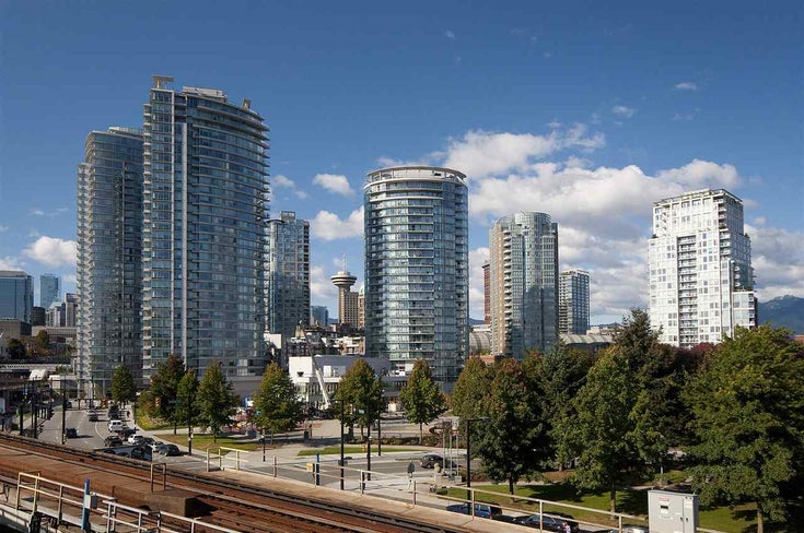 609 58 KEEFER PLACE - Downtown VW Apartment/Condo for sale, 2 Bedrooms (R2565241)