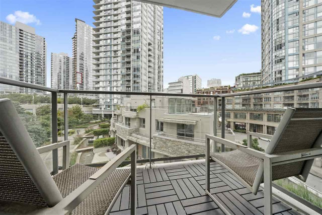 506 633 ABBOTT STREET - Downtown VW Apartment/Condo for sale, 2 Bedrooms (R2598045)