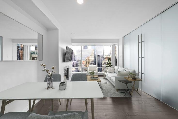 2604 - 1011 W CORDOVA STREET - Coal Harbour Apartment/Condo for sale, 1 Bedroom (R2481208)