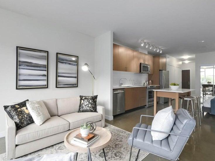 312 221 Union Street - Strathcona Apartment/Condo for sale, 1 Bedroom (R2402451)