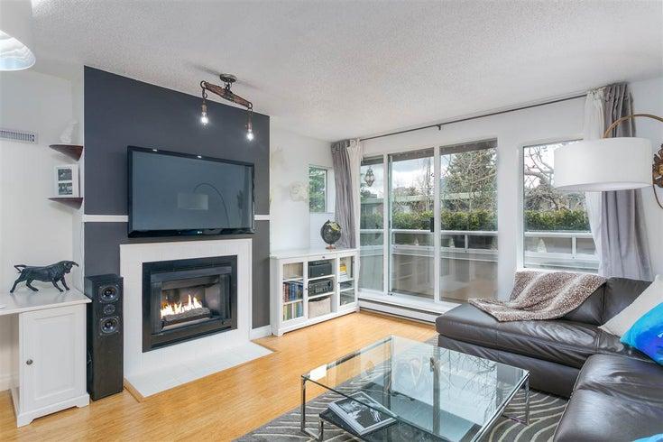 303 1845 W 7th Avenue - Kitsilano Apartment/Condo for sale, 1 Bedroom (R2156097)