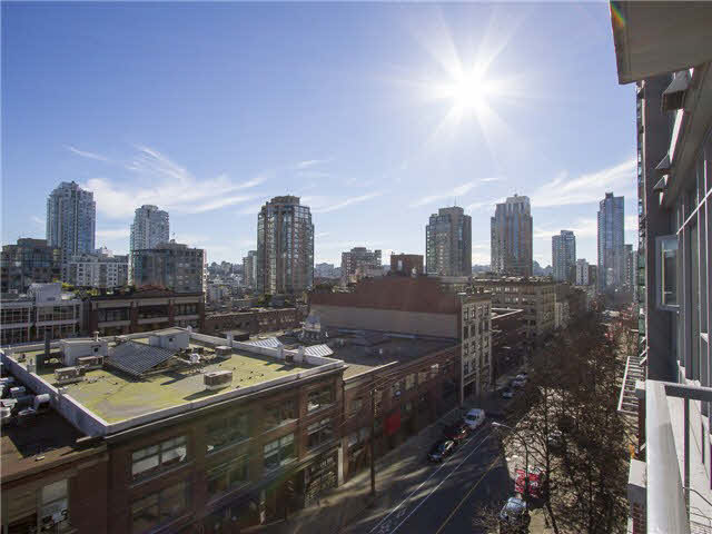 808 1133 Homer Street - Yaletown Apartment/Condo for sale, 2 Bedrooms (V1106209)