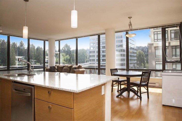 502 110 Brew Street - Port Moody Centre Apartment/Condo for sale, 2 Bedrooms (R2092459)
