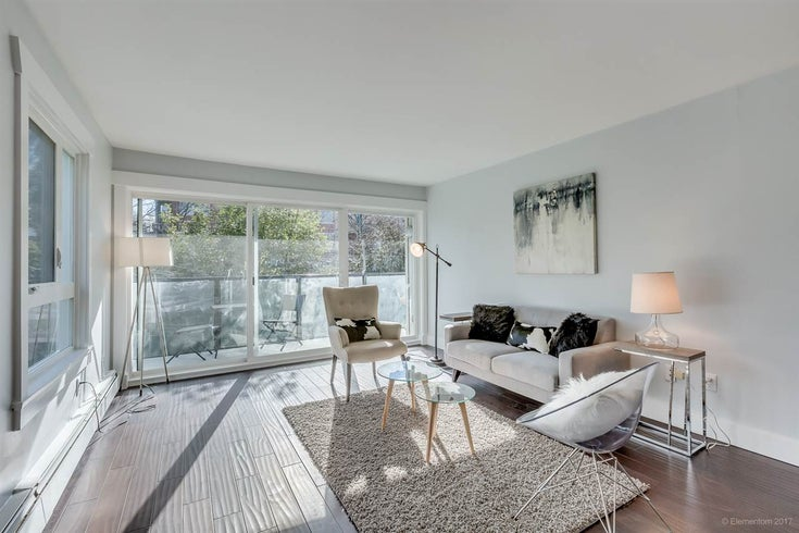 311 2333 Triumph Street - Hastings Apartment/Condo for sale, 2 Bedrooms (R2140152)