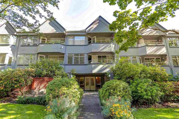 106 925 W10 Avenue - Fairview VW Apartment/Condo for sale, 1 Bedroom (R2105700)