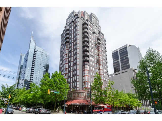 1505 811 Helmcken Street - Downtown VW Apartment/Condo for sale, 2 Bedrooms (V1123801)