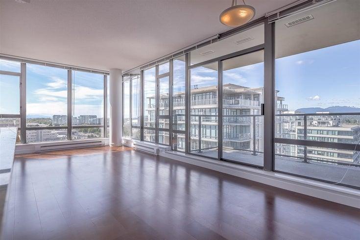 1708 6888 Alderbridge Way - Brighouse Apartment/Condo for sale, 2 Bedrooms (R2371693)