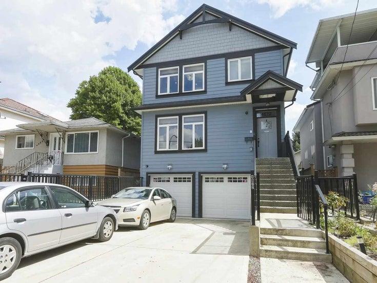 4672 Clarendon Street - Collingwood VE 1/2 Duplex for sale, 3 Bedrooms (R2396043)
