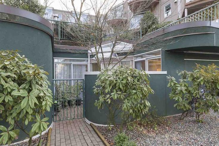 906 W 7th Avenue - Fairview VW Apartment/Condo for sale, 1 Bedroom (R2127302)