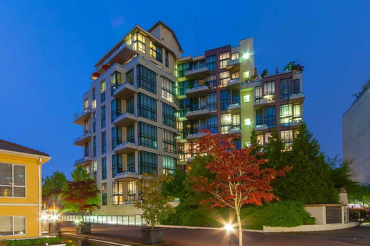 308 7 Rialto Court - Quay Apartment/Condo for sale, 1 Bedroom (R2266078)