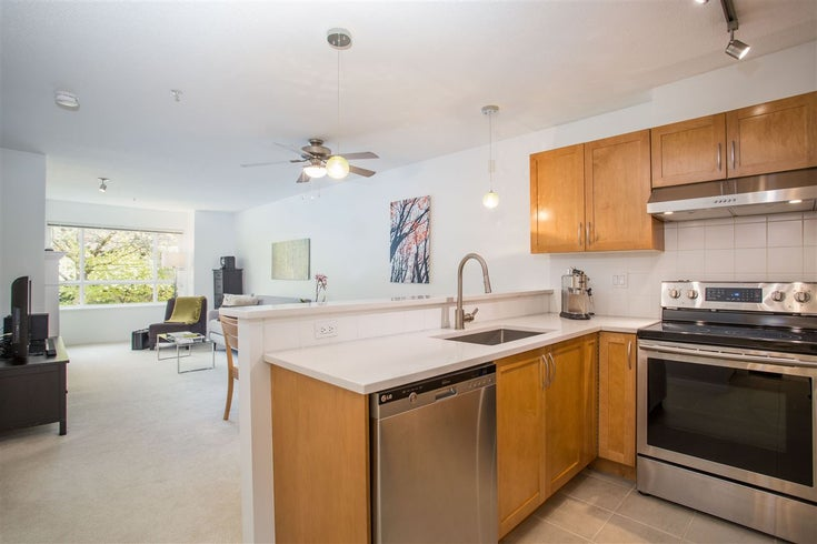 201 333 E 1st Street - Lower Lonsdale Apartment/Condo for sale, 1 Bedroom (R2364144)