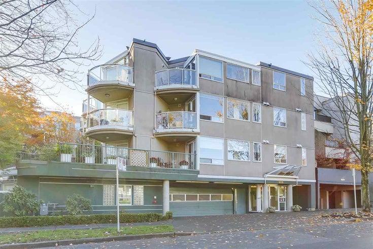 303 908 W 7th Avenue - Fairview VW Apartment/Condo for sale, 1 Bedroom (R2221188)