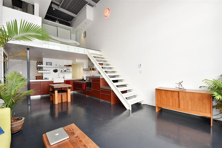 402 272 E 4th Avenue - Mount Pleasant VE Apartment/Condo for sale, 1 Bedroom (R2243393)