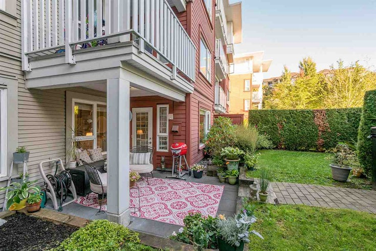 115 4723 Dawson Street - Brentwood Park Apartment/Condo for sale, 2 Bedrooms (R2212643)
