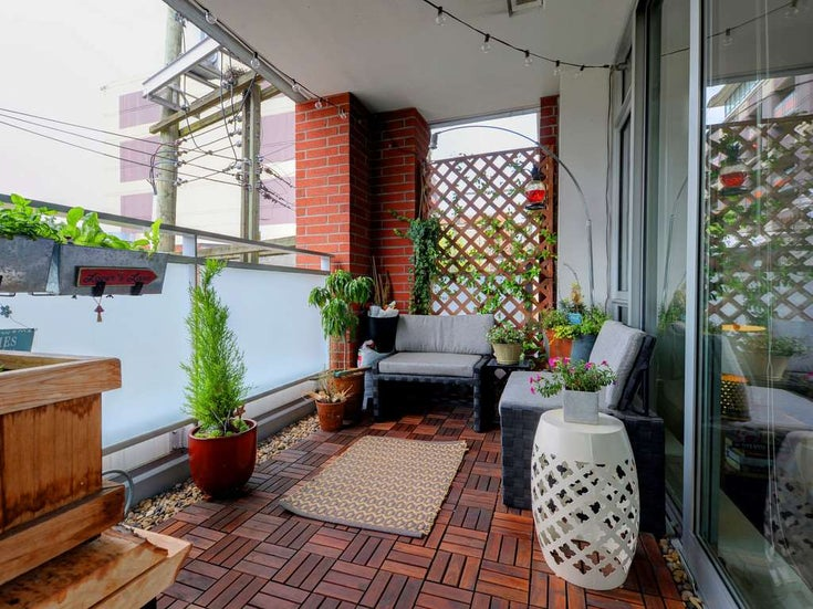 202 221 Union Street - Strathcona Apartment/Condo for sale, 1 Bedroom (R2186976)
