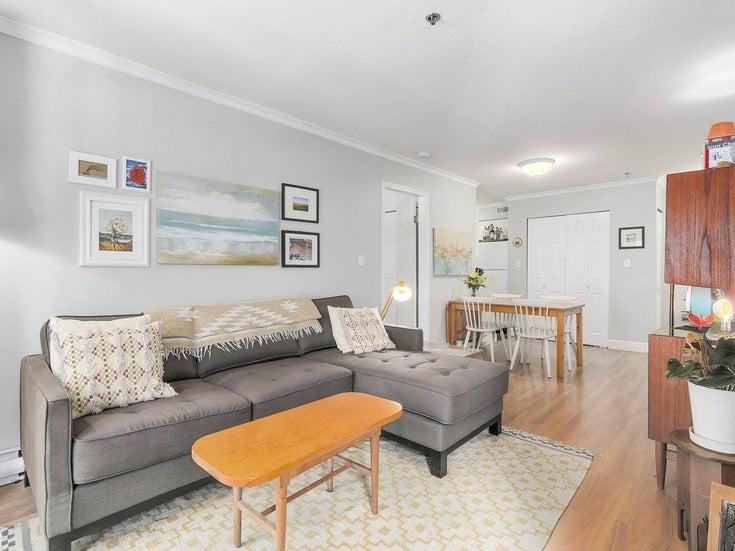303 1516 E 1st Avenue - Grandview Woodland Apartment/Condo for sale, 2 Bedrooms (R2184521)