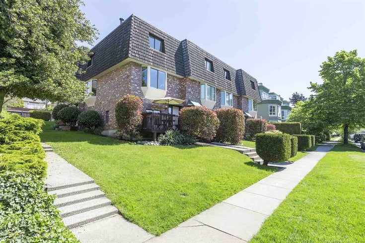 4 266 W 4th Street - Lower Lonsdale Townhouse for sale, 4 Bedrooms (R2175177)