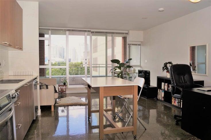 506 221 Union Street - Strathcona Apartment/Condo for sale, 1 Bedroom (R2211543)