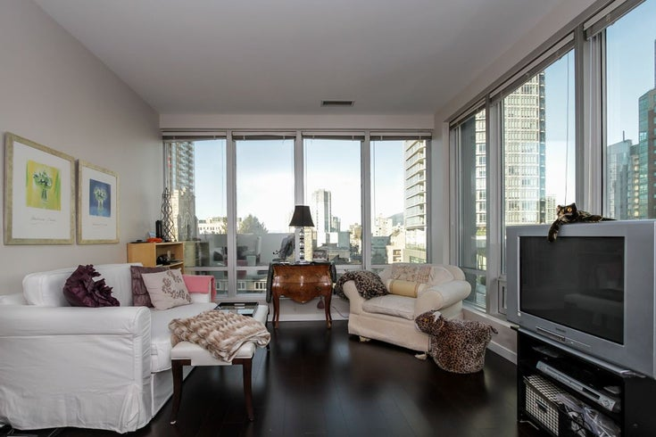 508 989 Nelson Street - Downtown VW Apartment/Condo for sale, 1 Bedroom (R2151559)
