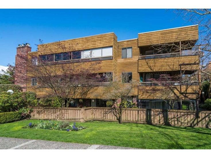 307 2424 Cypress Street - Kitsilano Apartment/Condo for sale, 1 Bedroom (R2269624)