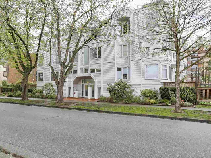 308 1147 Nelson Street - West End VW Apartment/Condo for sale, 2 Bedrooms (R2157078)