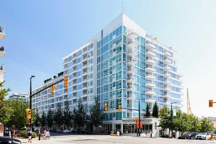 606 133 E Esplanade Avenue - Lower Lonsdale Apartment/Condo for sale, 1 Bedroom (R2295751)