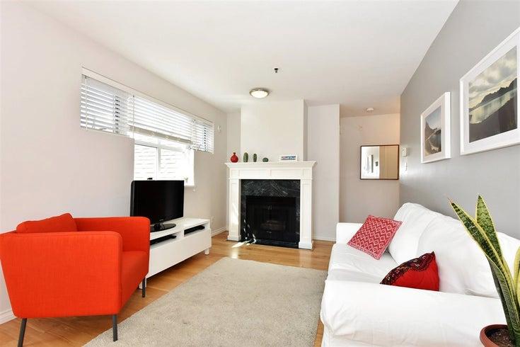 Ph1 3168 Laurel Street - Fairview VW Apartment/Condo for sale, 2 Bedrooms (R2198650)