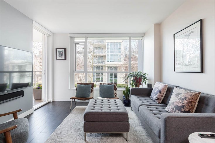303 619 FIFTH AVENUE - Uptown NW Apartment/Condo for sale, 2 Bedrooms (R2454783)