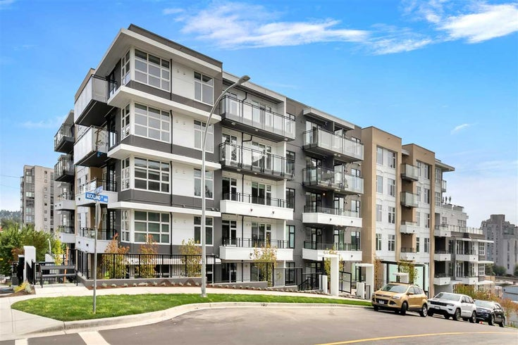 311 1012 AUCKLAND STREET - Uptown NW Apartment/Condo for sale, 1 Bedroom (R2489034)