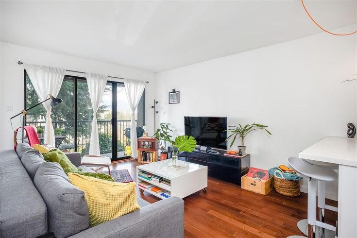202 2120 W 2ND AVENUE - Kitsilano Apartment/Condo for sale, 1 Bedroom (R2551152)