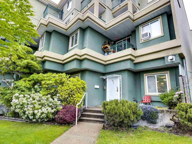 102 868 KINGSWAY - Fraser VE Apartment/Condo for sale, 1 Bedroom (R2580123)