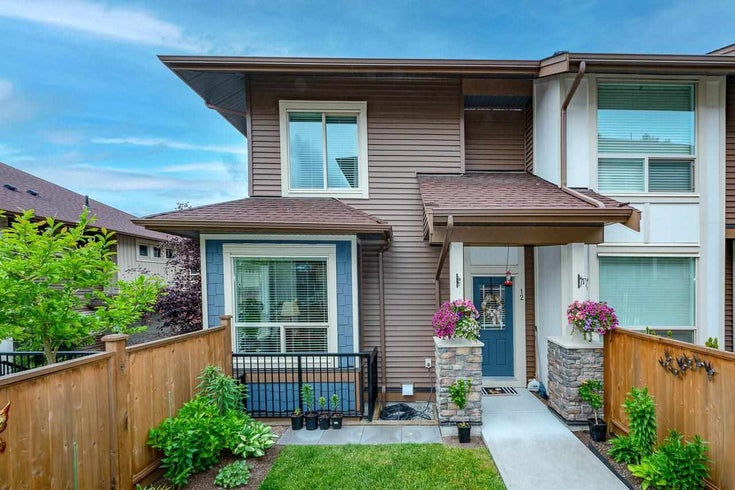 12 10480 248 STREET - Albion Townhouse for sale, 3 Bedrooms (R2582111)