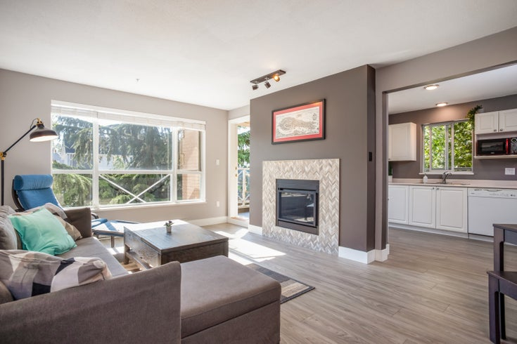 225 2551 PARKVIEW LANE - Central Pt Coquitlam Apartment/Condo for sale, 2 Bedrooms (R2495511)