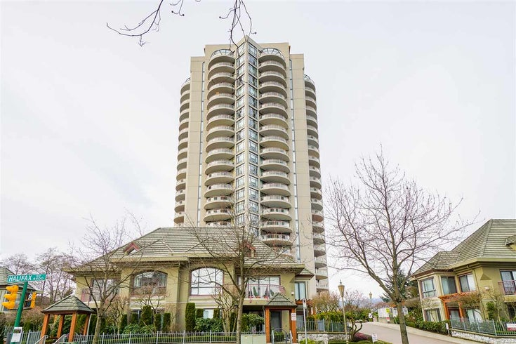 1705 4425 HALIFAX STREET - Brentwood Park Apartment/Condo for sale, 2 Bedrooms (R2583286)