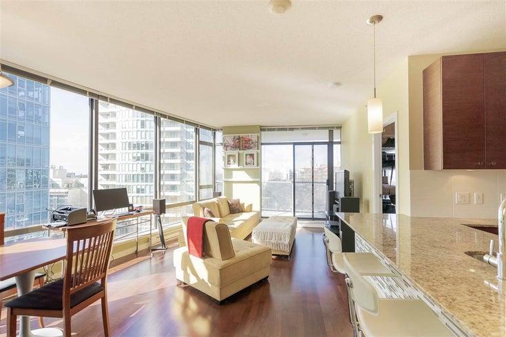 906 6888 ALDERBRIDGE WAY - Brighouse Apartment/Condo for sale, 2 Bedrooms (R2444720)