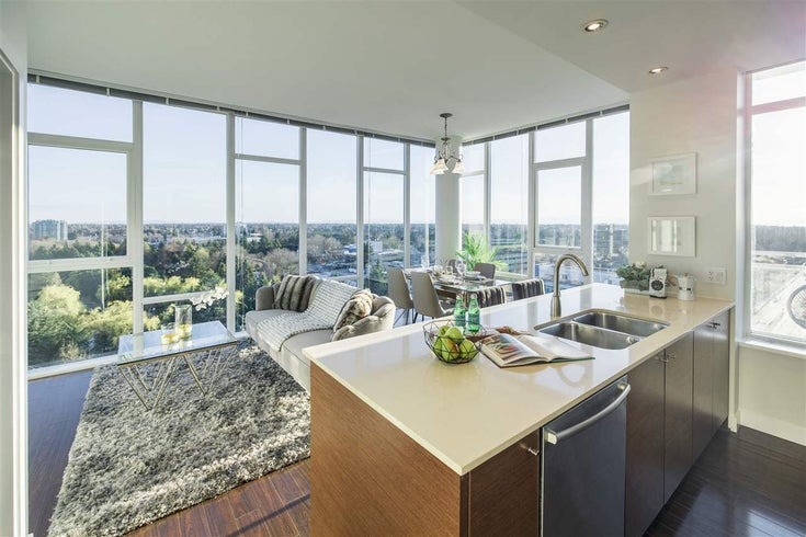 1805 7371 WESTMINSTER HIGHWAY - Brighouse Apartment/Condo for sale, 2 Bedrooms (R2449971)